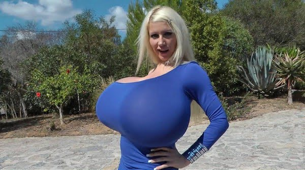 Women With largest Breasts